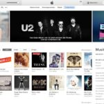 iTunes Store - Design-Update