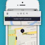 Uber - Screenshot