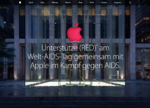Apple-Homepage ohne Black Friday 2014 Hinweis