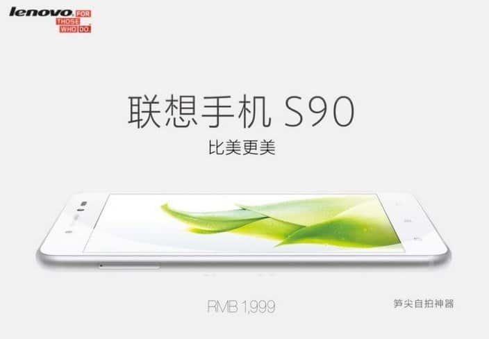 Lenovo S90 - Screenshot