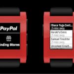 PayPal - Pebble-App