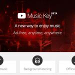 YouTube Music Key - Beta