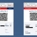 Delta Airlines - Tickets