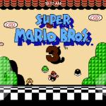Floppy Cloud - Screenshot Super Marios Bros. 3