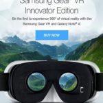 Samsung Gear VR - Newsletter