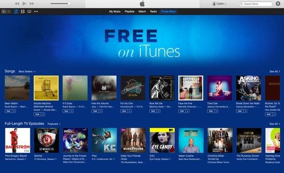 Free on iTunes - Screenshot