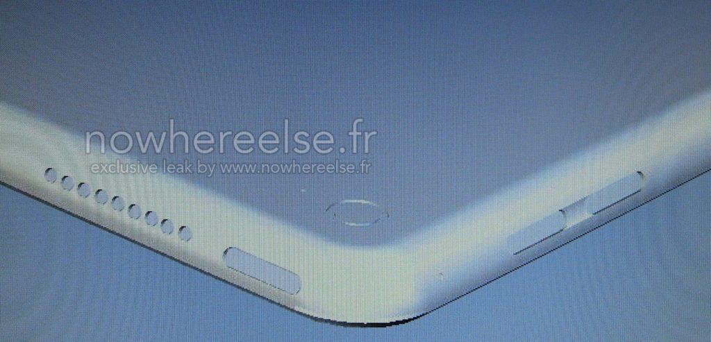 iPad Pro Foto von Rendergrafik von Prototyp
