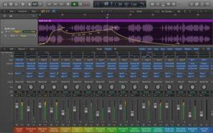 Logic Pro X - Screenshot