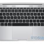 Mögliches Design des MacBook Air Retina mit 12 Zoll Display