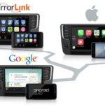 Volkswagen MIB II mit CarPlay, Android Auto und MirrorLink