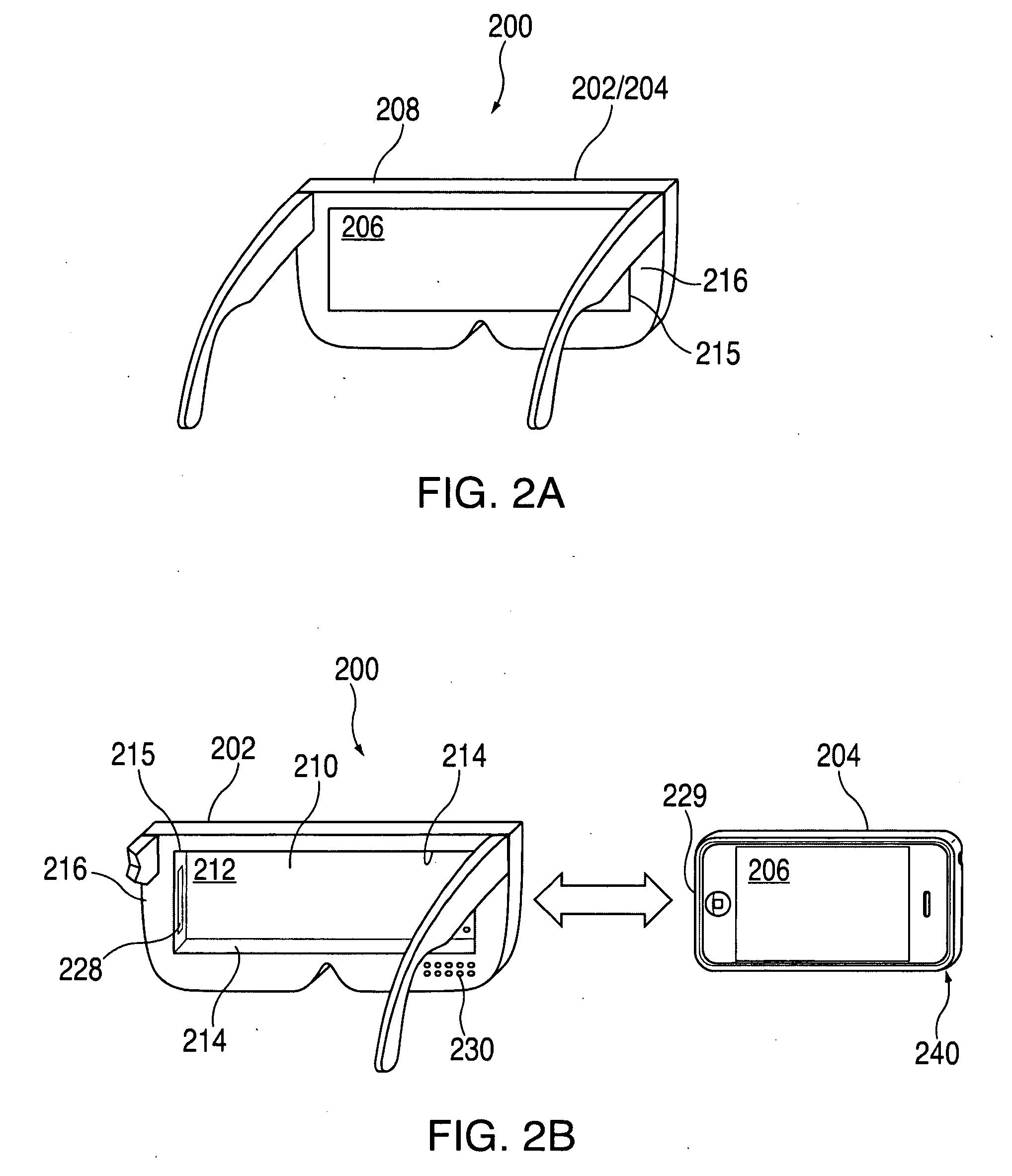 Apple-Patent-Skizze für VR-Brille