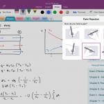 Microsoft OneNote - Handschrift am iPad