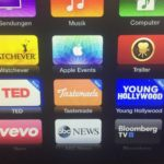 Apple TV - TED, Tastemade und Young Hollywood