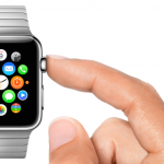Apple Watch - digitale Krone