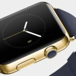 Apple Watch Edition in Gelbgold