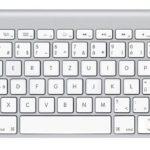 Apple Wireless Keyboard mit Hintergrundbeleuchtung