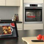 Electrolux - Ofen und iPad