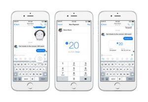 Facebook Messenger - Geld-Transfers
