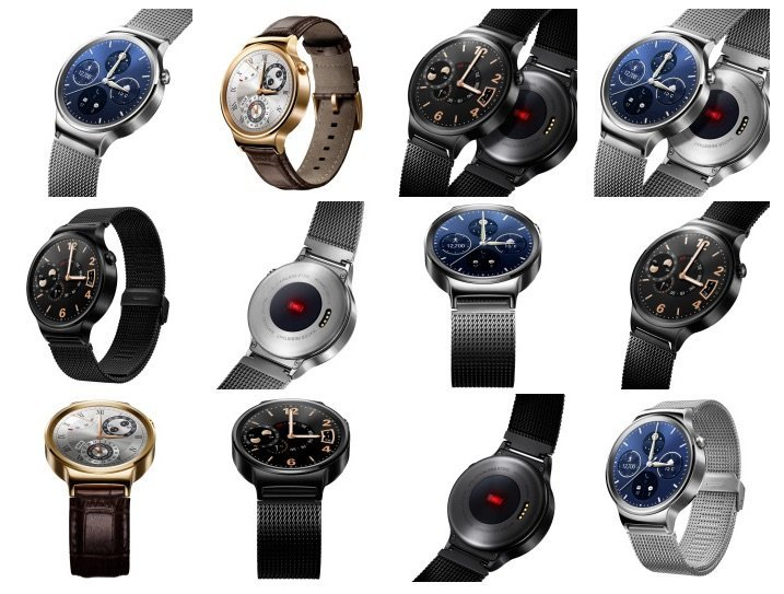 Huawei Watch - mehrere Varianten