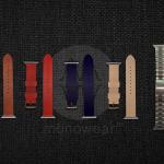 Monowear - Armbänder für Apple Watch