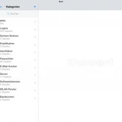 1Password: Update mit Support für Apple Watch