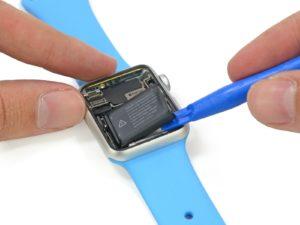 Apple Watch (38 mm) - Akku