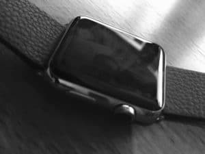 Apple Watch (42 mm Edelstahl)