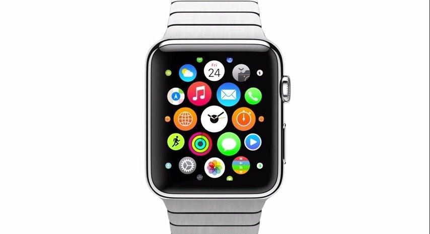 Apple Watch - Homescreen