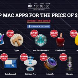 Bundle Hunt: 9 Mac-Apps mit 91% Rabatt