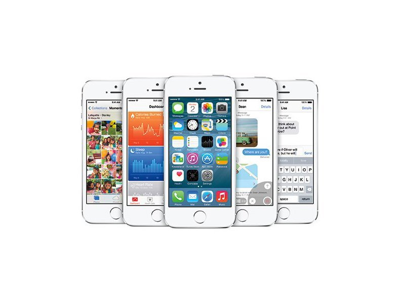 iOS 8 - Funktionen auf iPhone 5s