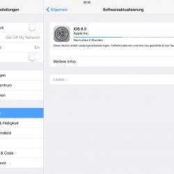 iOS 8.3 für iPhone und iPad veröffentlicht