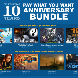 10 Jahre MacGameStore: 8 Spiele im Pay-What-You-Want-Bundle