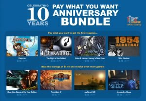 Pay What You Want Bundle bei MacGameStore
