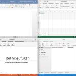 Office 2016 - Screenshot