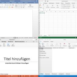 Microsoft Office 2016 für Mac: Beta aktualisiert