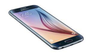 Samsung Galaxy S6 - Saphir-Schwarz