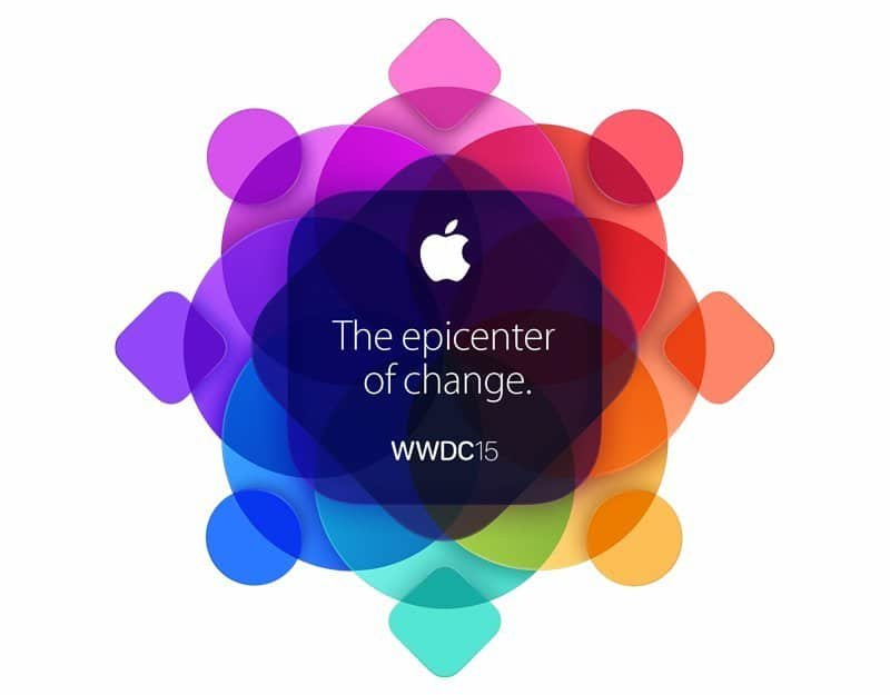 WWDC 2015 - Logo
