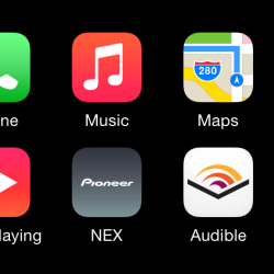 Hörbuch-App Audible mit CarPlay-Support