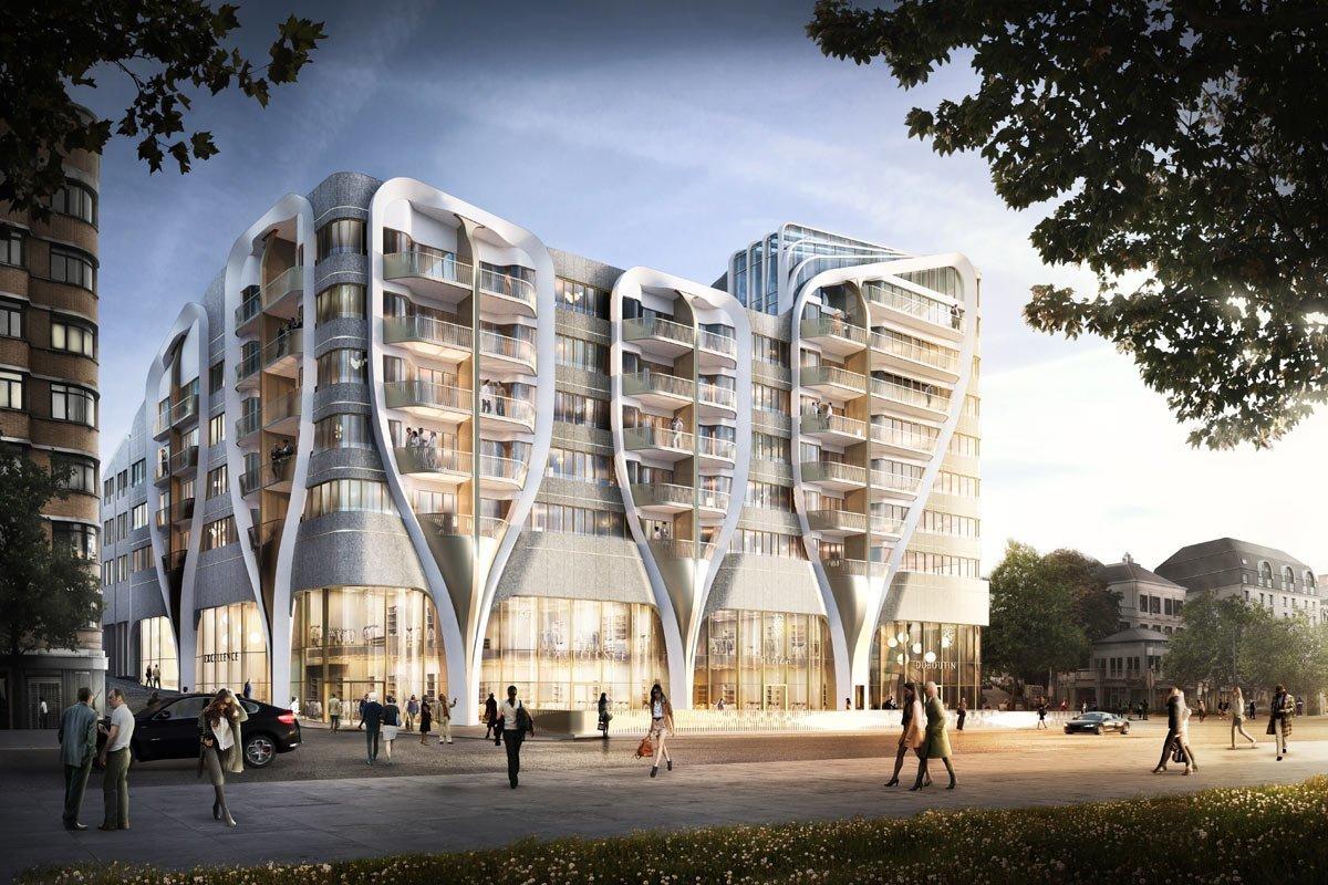 Le Toison d'Or - Einkaufszentrum in Brüssel