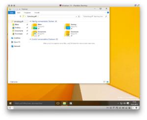 Windows 10 vs. Parallels Desktop 9