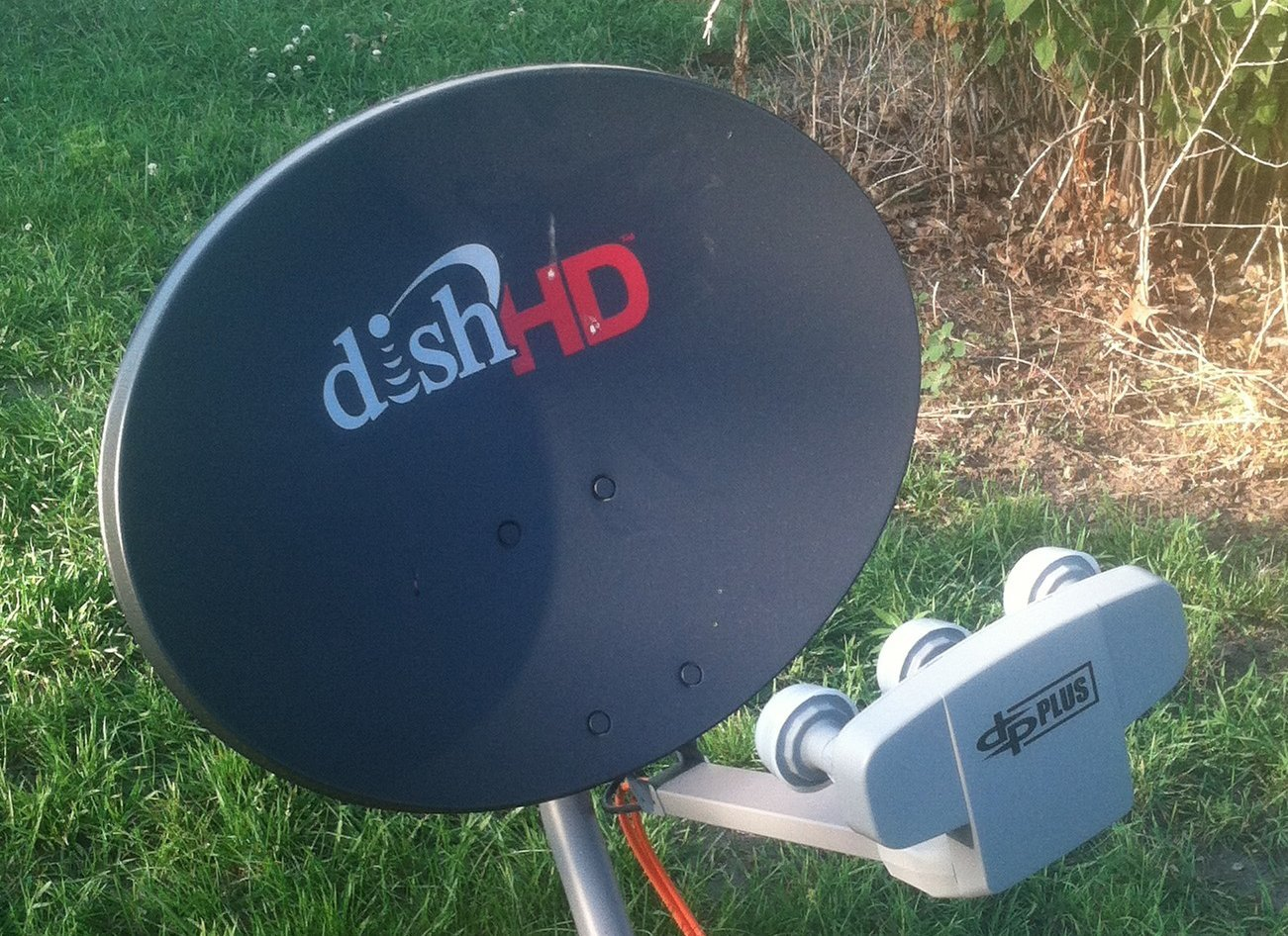 Dish HD - Satellitenschüssel
