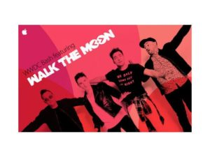 WWDC 2015 Bash - Walk the Moon