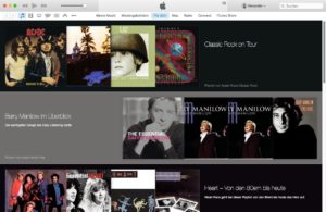 iTunes 12.2 - Screenshot