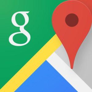 Google Maps - App-Logo