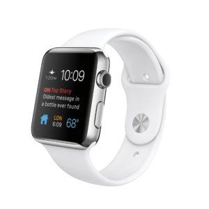 Apple Watch - Komplikationen von Drittherstellern