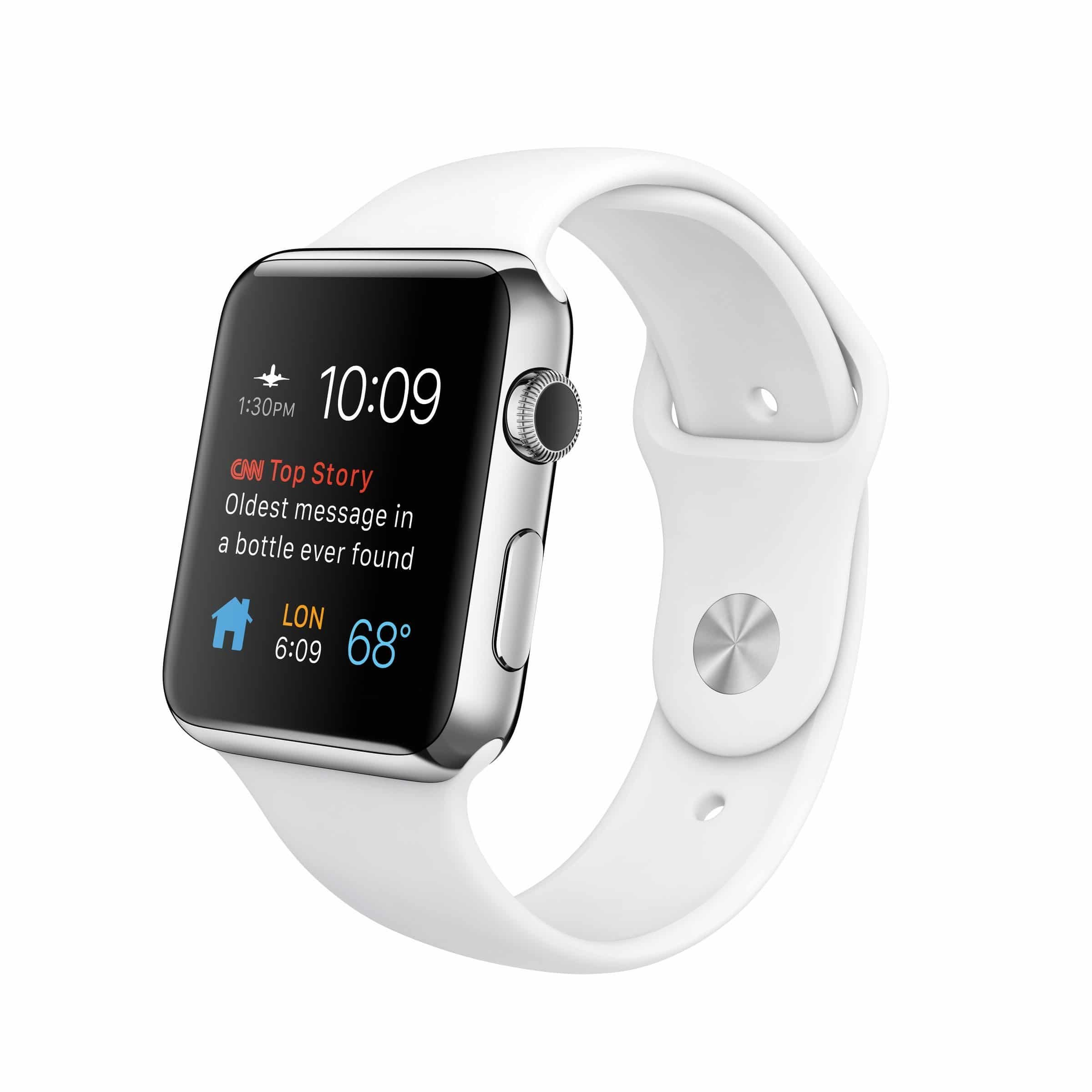 Apple Watch - Komplikationen von Drittherstellern