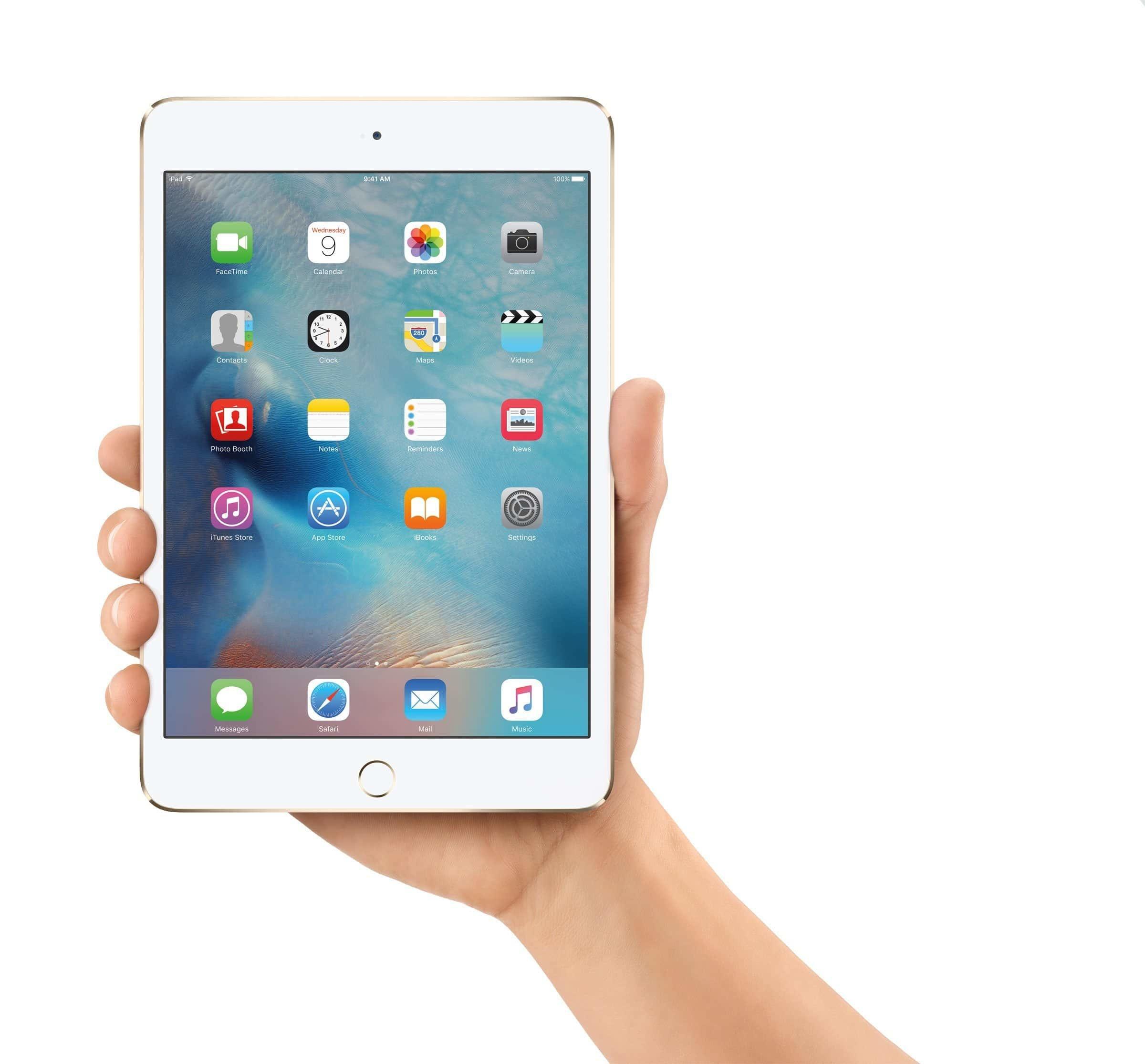iPad mini 4: Apple A8 schneller getaktet als in iPhone 6