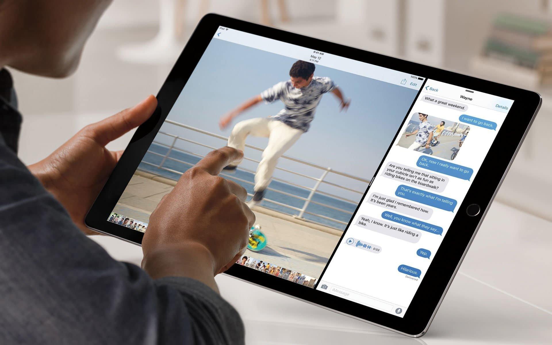 iPad Pro mit 4 GB RAM, iPhone 6s mit 2 GB?