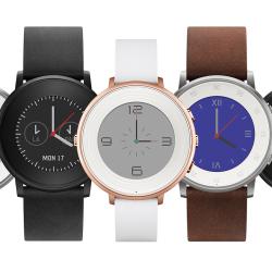 Pebble Time Round: neue Smartwatch vorgestellt