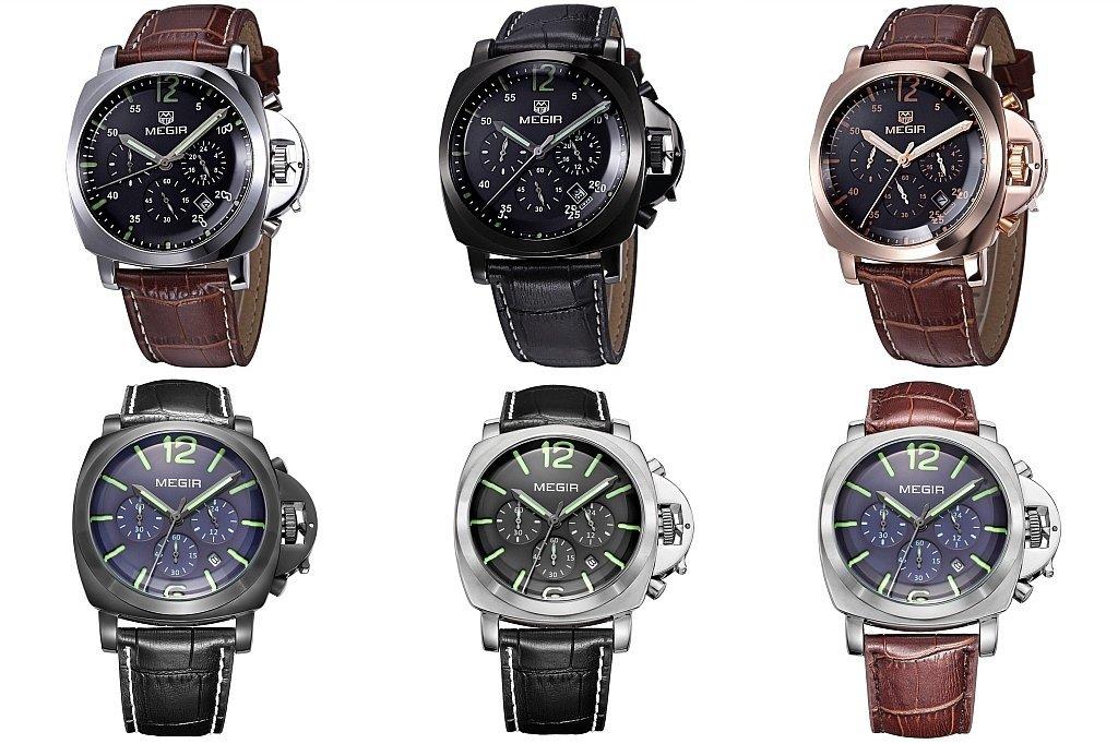 Megir - Armbanduhren